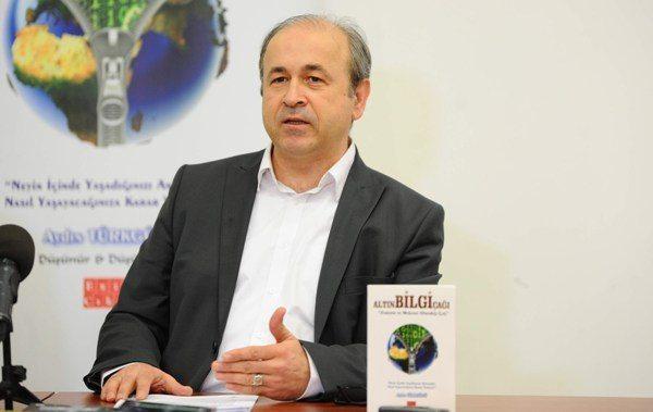 Araştırmacı & Yazar, Aydın Türkgücü Nobel Barış Ödülü Adayı