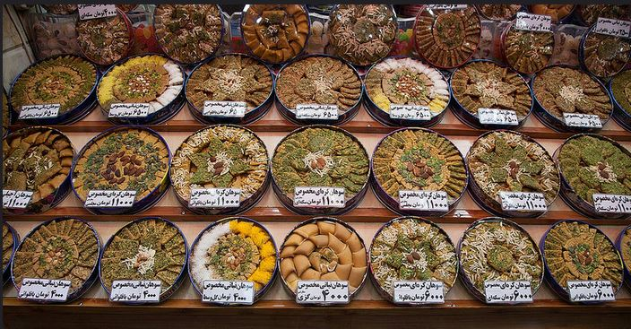 iran tatlılar İran