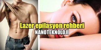 Lazer epilasyon nasıl yapılır? Nanoteknoloji cihazlar