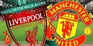 kuzeybatı derbisi liverpool manchester united ingiltere ingiliz futbolu futbol uefa avrupa şampiyonu kupası