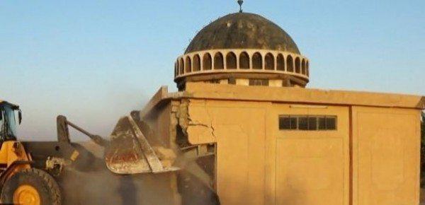 Nimrud Yıkımı işid ISID isis ırak suriye