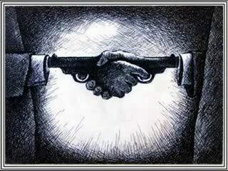 silahla anlaşma