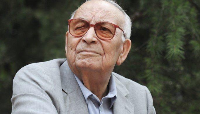 Kalemin ulu çınarı Yaşar Kemal
