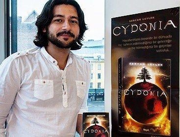 yazar sercan leylek cydonia
