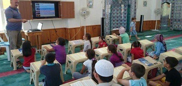 çocuklar din çocuk cami buluşması
