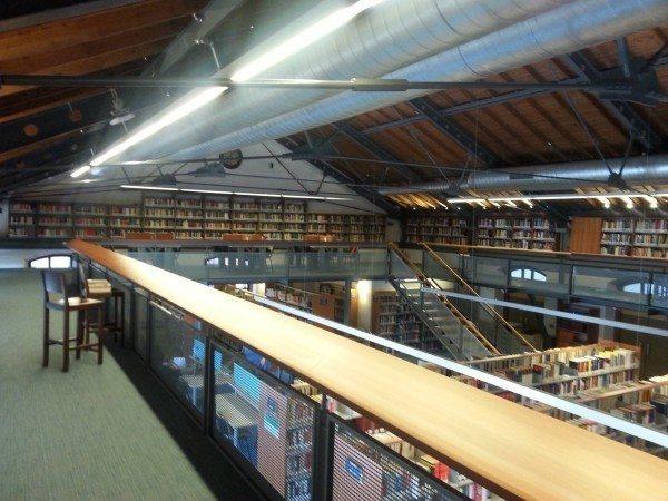 kadir has üniversitesi kütüphanesi