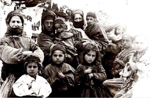 ermeni soykırımı iddiası