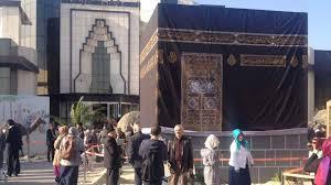 üsküdar maket kabe din kuran islam istismar sömürü