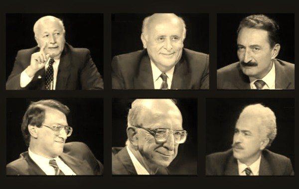 liderle açık oturumu trt 1991 seçim