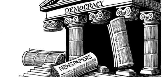 demokrasi medya haber gazete