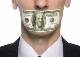 dolar para medya susturulmuş