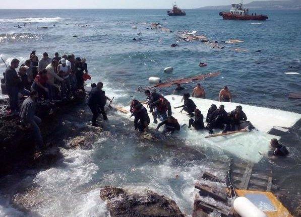 Mare Nostrum mülteci akını Avrupa