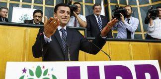 selahattin demirtaş hdp kürt oyları baraj seçim öcalan