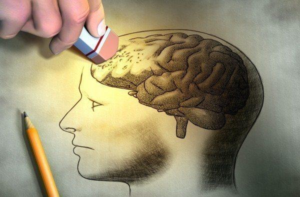 beyin olarak unutmak unutkanlık