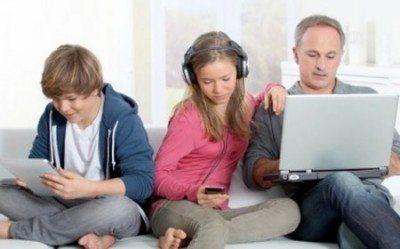 teknoloji-aile