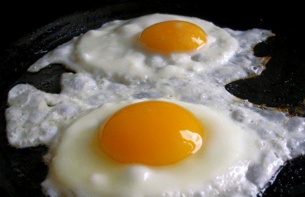 yumurtanın sadece sarısı