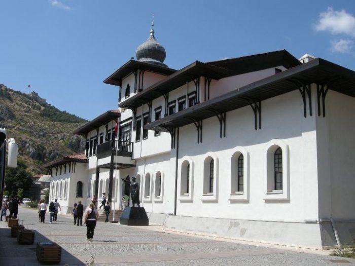 amasya Saraydüzü Kışla ve Milli Mücadele Müzesi