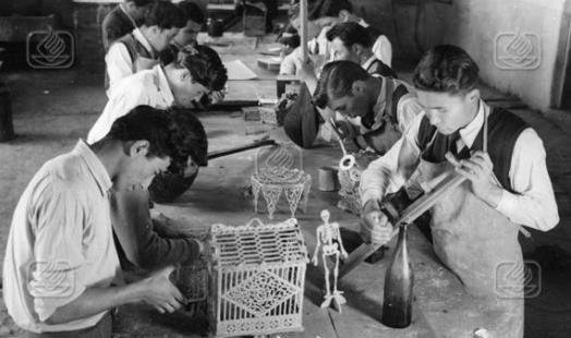 Eskişehir Çifteler Köy Enstitüsü 1953