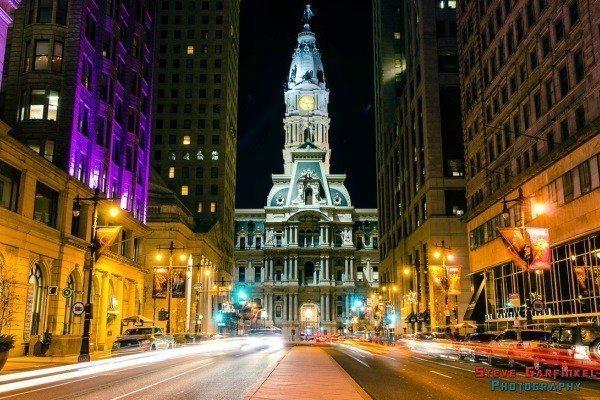 Philedelphia City Hall Belediye Meclis Binası