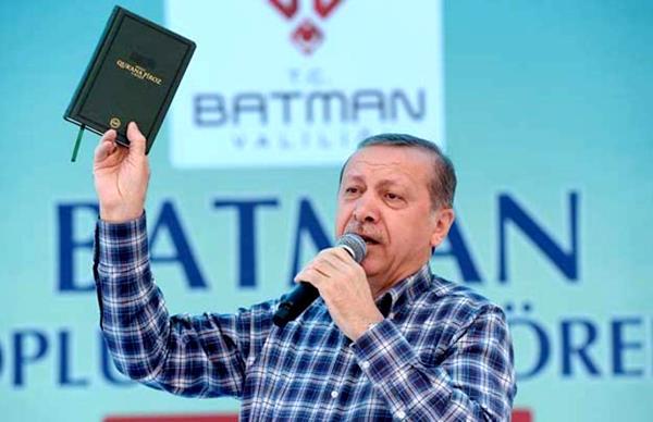 akp kuran seçim din erdoğan cumhurbaşkanı 2015 genel seçimleri seçimi din istismarı