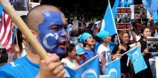 doğu türkistan uygur özerk çin