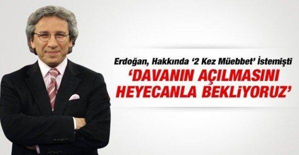 can dündar müebbet suçlama TCK can dündar erdoğan cumhurbaşkanı dava casusluk mit tırları can dündar