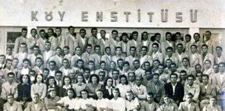 köy enstitüsü köy enstitüleri