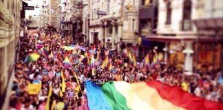 onur yürüyüşü pride istanbul