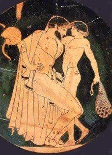 eşcinsellik antik yunan
