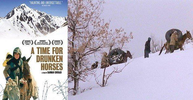 sarhos atlar zamani - bahman ghobadi