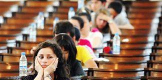 üniversite sınavı stres