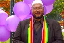Gay Imam Muslim Marriage Daayiee Abdullah same sex homosexuality islam quran