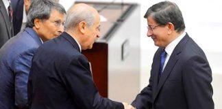 devlet bahçeli ahmet davutoğlu mhp akp koalisyonu mhp koltuk değneği