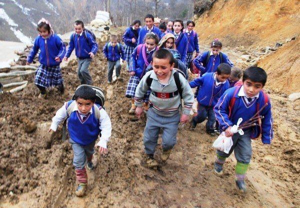 doğuda eğitim doğu eğitim köy okulu eğitim