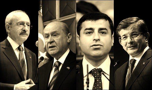kılıçdaroğlu bahçeli demirtaş davutoğlu pkk hdp suruç ışid hava saldırısı