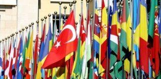 türk bayrağı birleşmiş milletler turkish flag