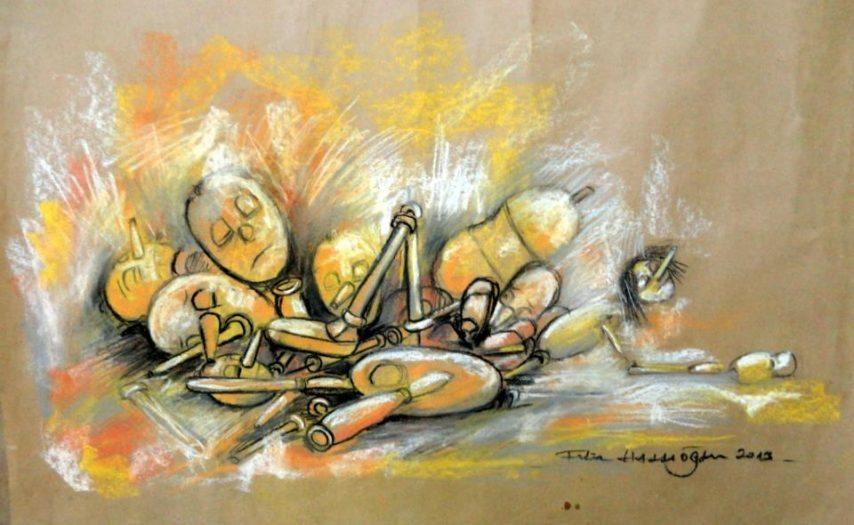 Hangi Sanat-Filiz Hallıoğlu-İndigo Dergisi