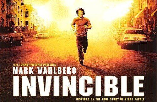 yenilmez filmi invincible mark wahlberg sinema vince papale yenilmez spor filmleri