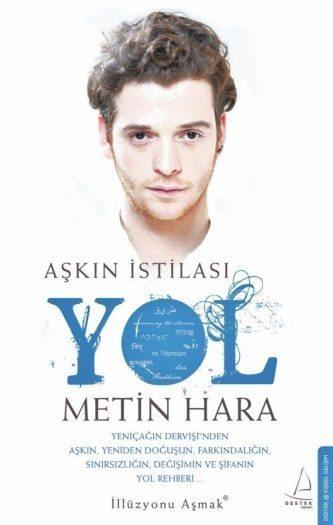 Metin Hara Aşkın istilası yol kitap