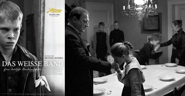 das weiße band - the white ribbon - beyaz bant - michael haneke