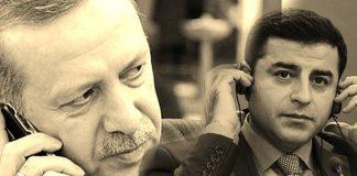 erdoğan demirtaş hdp çözüm süreci pkk hükümet akp