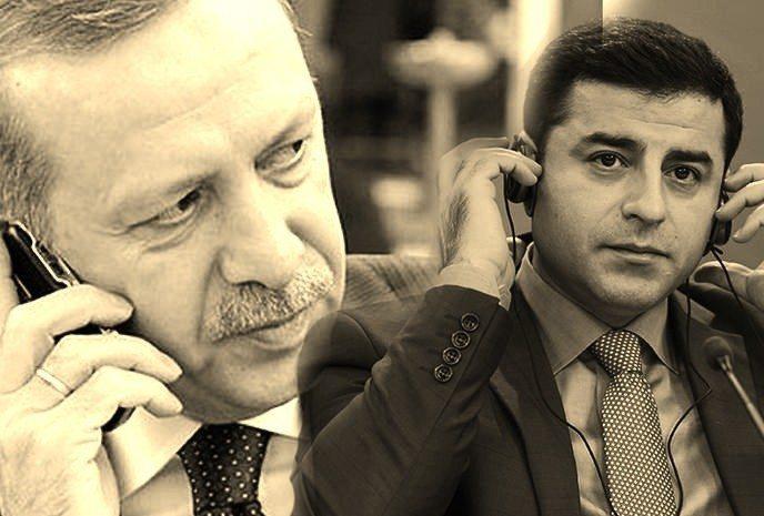 erdoğan demirtaş 7 haziran seçim hdp çözüm süreci pkk suruç