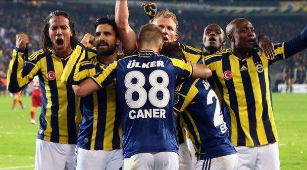 fb fenerbahçe sarı kanarya tff süper lig futbol