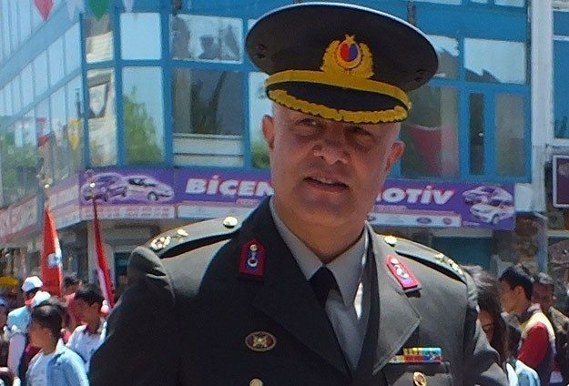 Jandarma Binbaşı Arslan KULAKSIZ