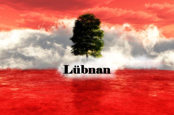 lübnan bayrağı sedir ağacı iç savaş