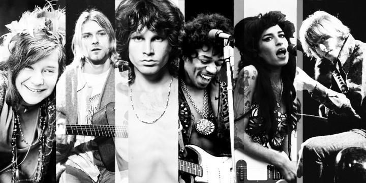 Kurt Cobain, Jim Morrison, Janis Joplin, Jacop Miller, Amy Winehouse, Brian Jones ve tüm bu müthiş insanların olduğu efsanevi 27'ler Kulübü…
