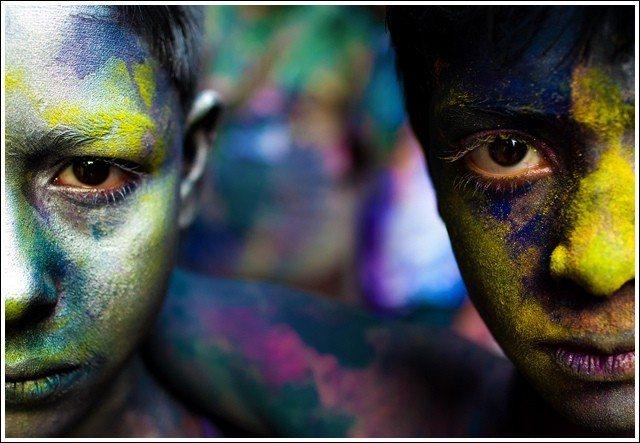 hayat hayatın renkleri çocuklar