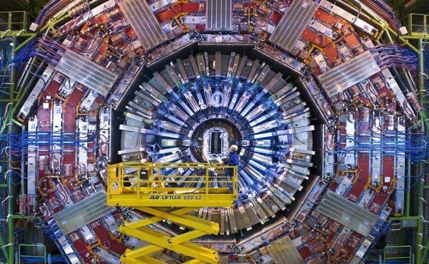 Büyük Hadron Çarpıştırıcısı ve Artan Veri Miktarı CERN nükleer araştırma merkezi
