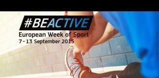 avrupa spor haftası aktif ol beactive
