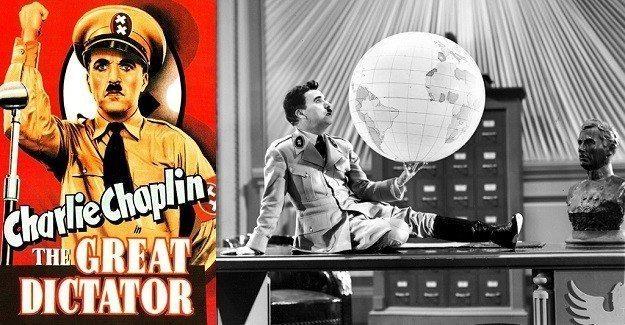 the great dictator - büyük diktatör - charlie chaplin